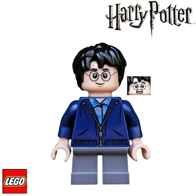 LEGO Figurka Harry Potter (75950, 75955)