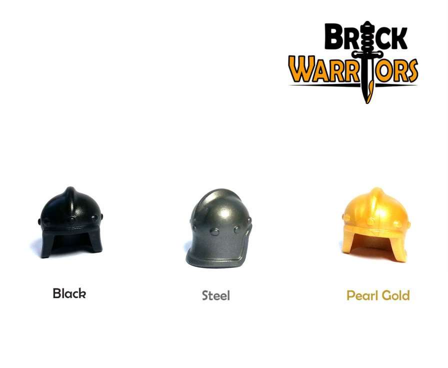 BrickWarriors Archer Helmet